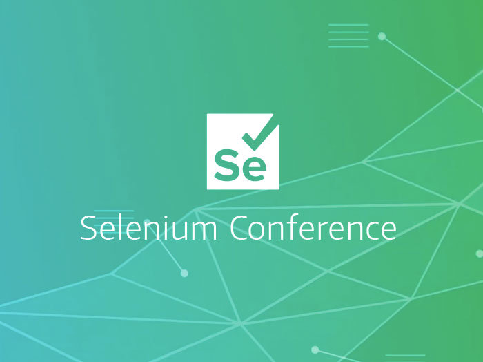 Selenium Conference Brand Identity