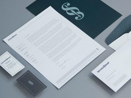 Lacuna Legal Brand Identity
